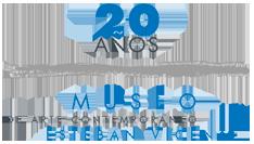 Museo de Arte Contemporáneo Esteban Vicente Logo
